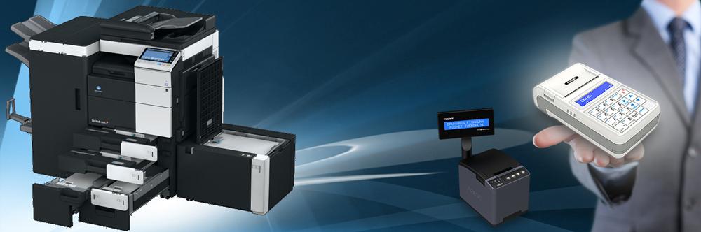 Serwis kserokopiarek, drukarek, urządzeń wielofunkcyjnych