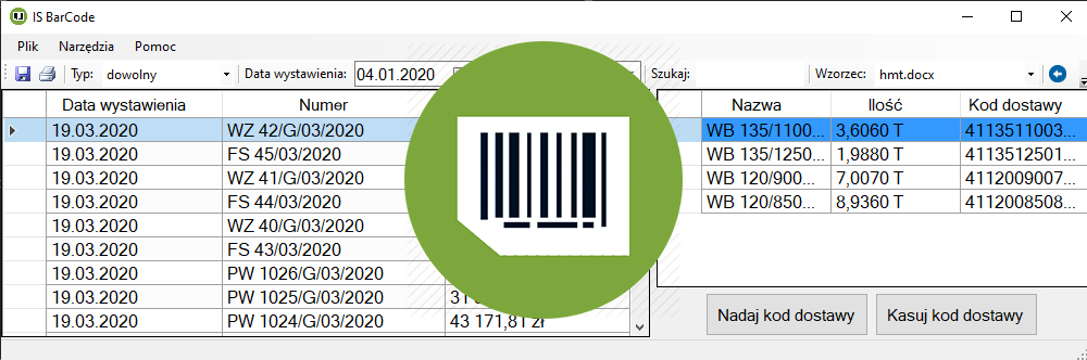 IS BarCode