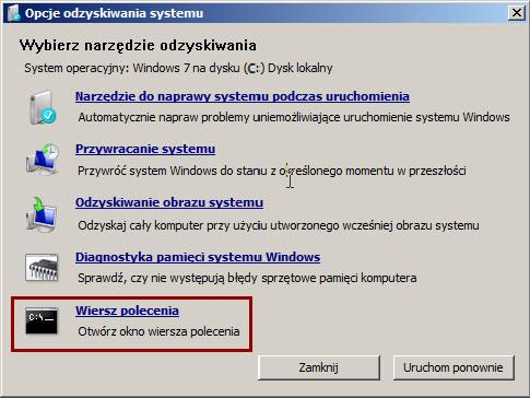 Resetowanie Hasła Windows 7 8 10 Info Studio